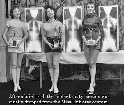 Miss Inner Beauty 1956
