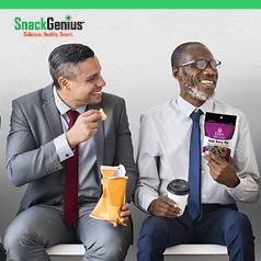Are you an Office Administrator? Check out SnackGenius for healthy snacks your team will love! Delivered right to your office. Try a free sample box now!