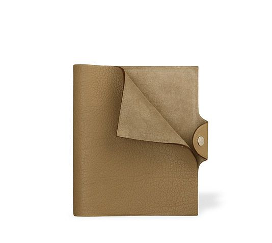 Hermes Leather notebook