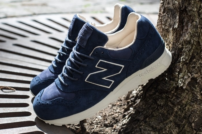 one-norf:  invincible x New Balance 1400