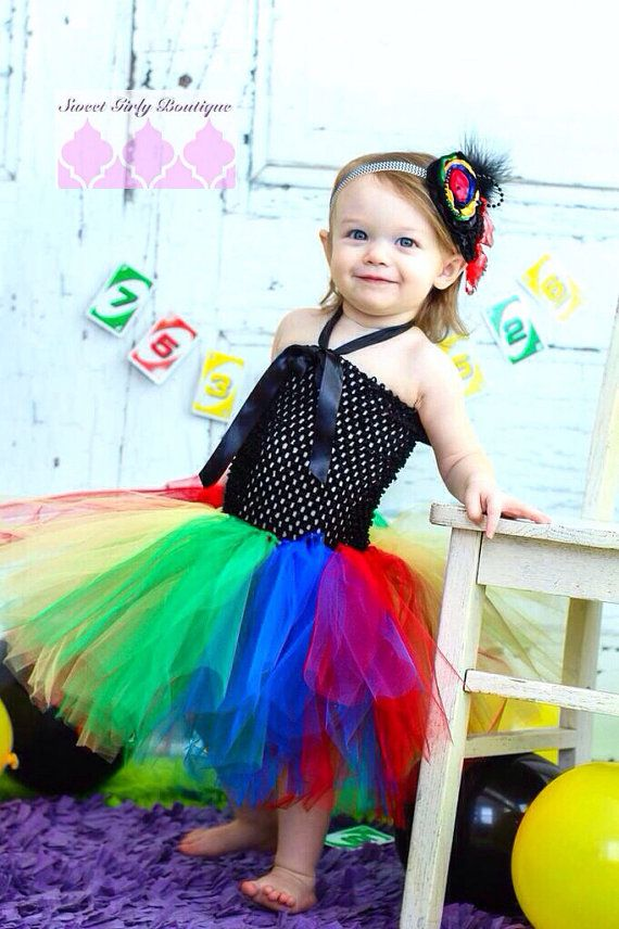 UNO Birthday dress / first birthday outfit / by SweetGirlyBoutique