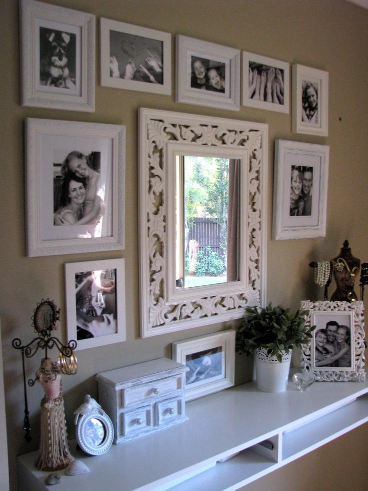 Photo Frame wall