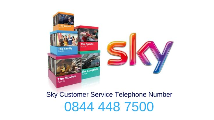 Sky Cancellations Contact Number for UK | 0844 448 7500 |