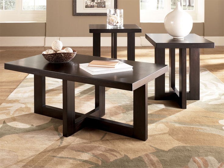 Ashley Coffee and End Table Set