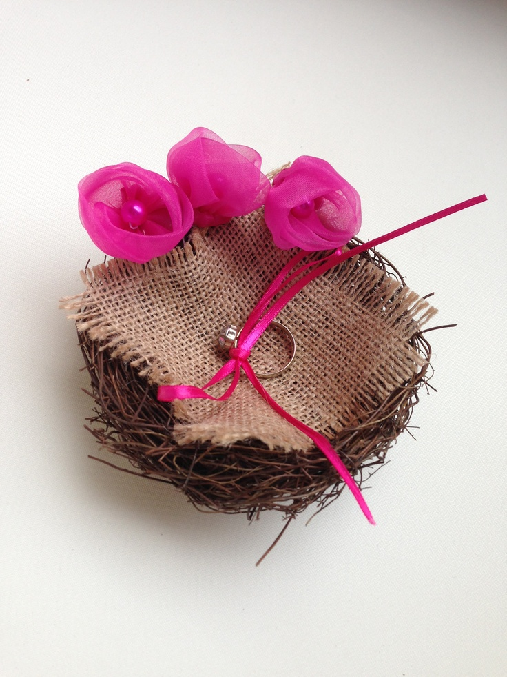 Wedding - Birds nest