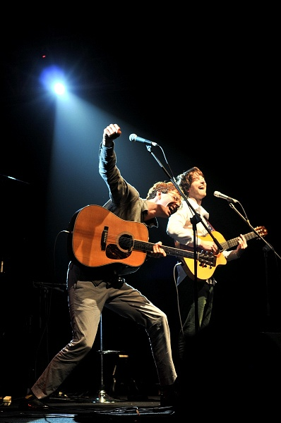 Kings of Convenience - Jakarta, March 27th, 2010