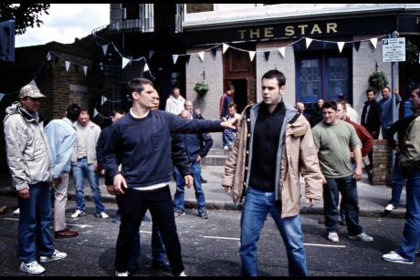 Danny Dyer, The Football Factory