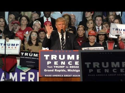 Full Speech: Donald Trump Rally in Sarasota, Florida (11/7/2016) Trump Live Sarasota Florida Speech - YouTube