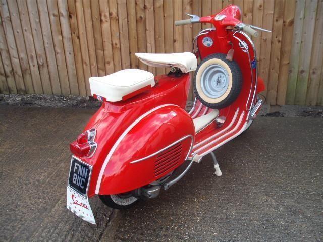 1965 Piaggio vespa 125cc Scooter For Sale Kibworth, United Kingdom ...