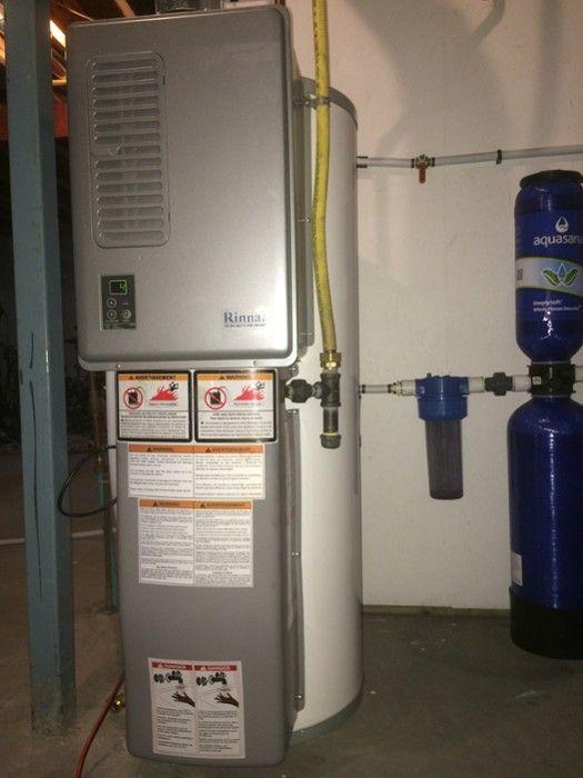 Efficient Water Heating