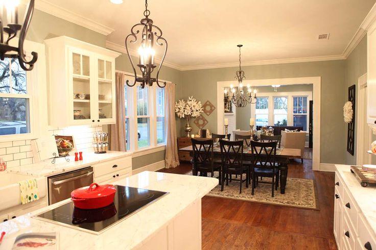 Fixer upper ideas fixer upper hgtv living room joanna gain colors