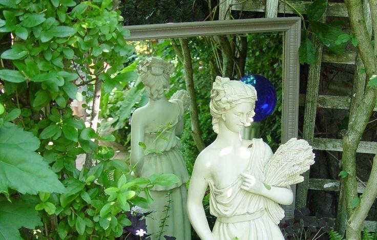 Зеркала для сада - 1 Марта 2014 - Статуи Будды и Хотея - Украшения для дома и сада. Хотей фен-шуй. Будда купить.