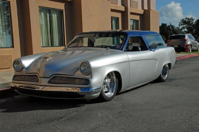'54 Studebaker Conestoga Streetrod