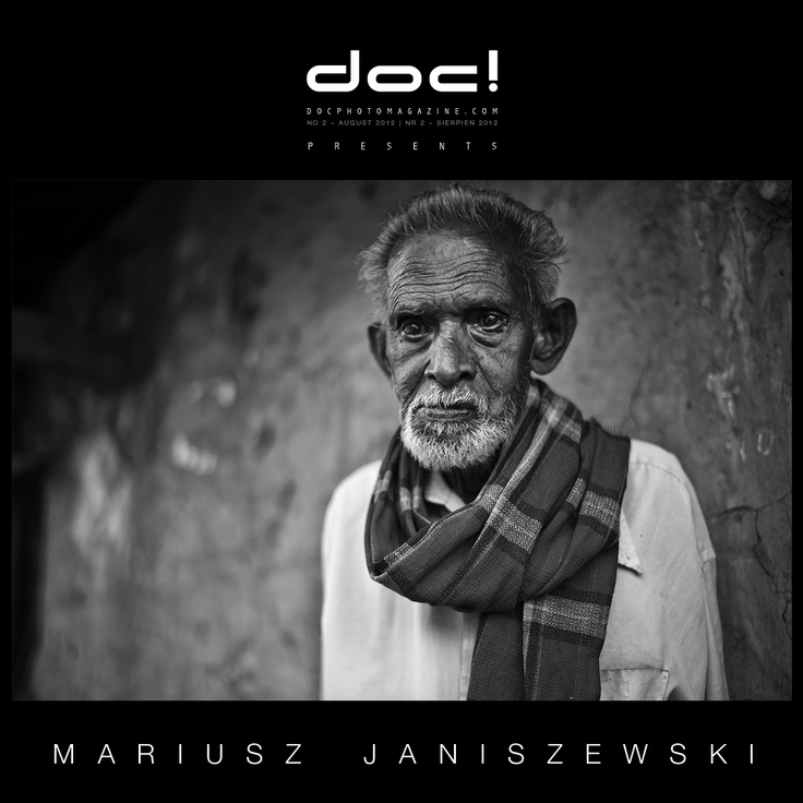 "doc! photo magazine presents:    ""Sadarghat"" by Mariusz Janiszewski  #2, pp. 63-83"