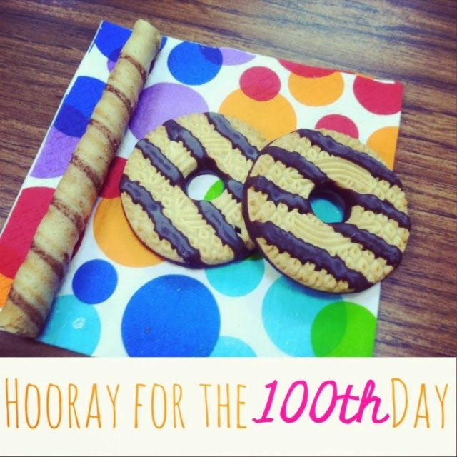 100th Day ideas... check out this blog post before the big day!