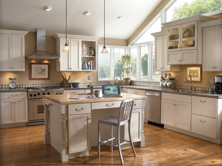 This island  featuring Diamond s Shiloh Maple doors with distinctive Dover  finish  incorporates a convenient68 best White Kitchens images on Pinterest   White kitchens  . Diamond Kitchen Bath East Valley. Home Design Ideas