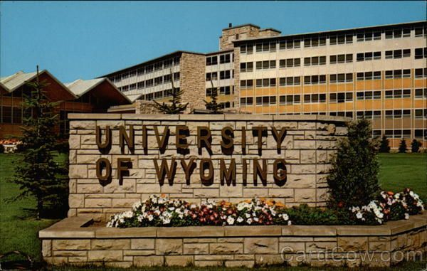 laramie wyoming - Bing Images Dad graduated from University of Wyoming when he came home from WW II