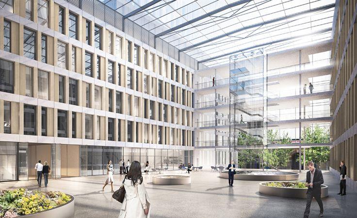 Müller Reimann Architekten | BUNDESMINISTERIUM FÜR BILDUNG UND FORSCHUNG