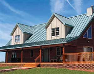Standing Seam Metal Roofing Available from Harvey Building Products harveybp.com