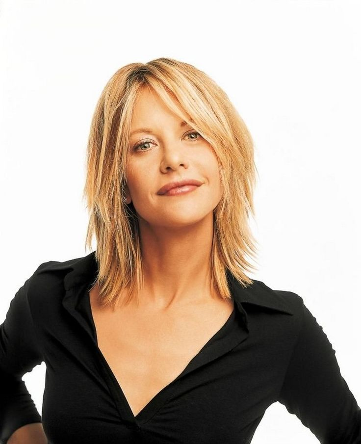 Meg Ryan Hairstyle - The iconic look from the 90s and its change over the years