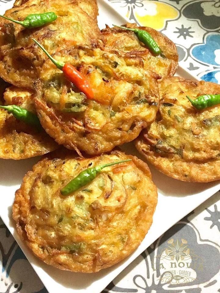 Vegetable & Prawn Fritters