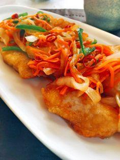 野菜をたくさん食べる♪鶏胸肉の南蛮漬け by 津久井 美知子 (chiko) | レシピサイト「Nadia | ナディア」プロの料理を無料で検索