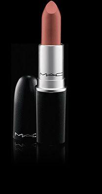 MAC Cosmetics: Lipstick in Velvet Teddy