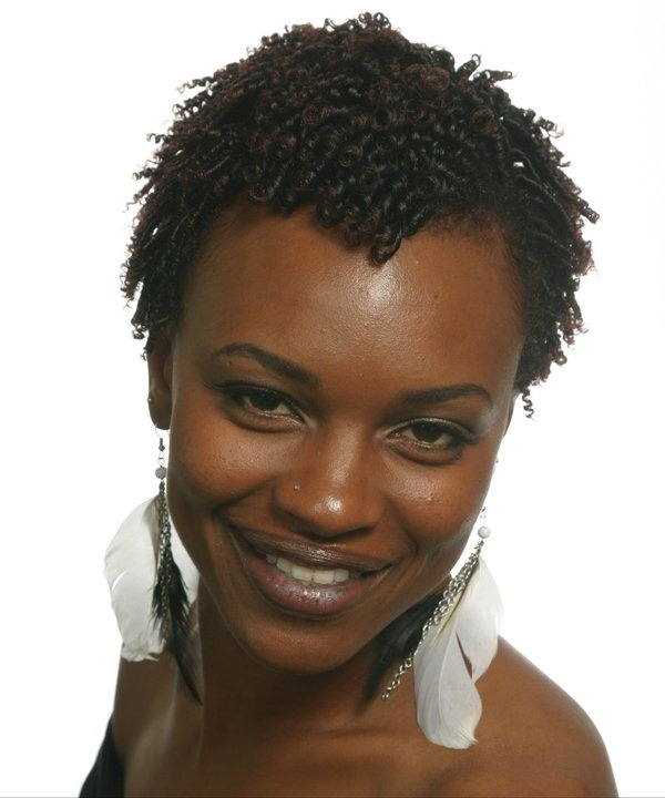 Surprising 1000 Ideas About Black Women Natural Hairstyles On Pinterest Hairstyle Inspiration Daily Dogsangcom