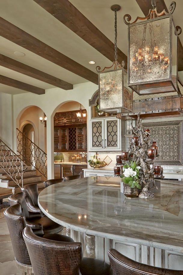 Possum Kingdom Lake Estate Luxury Interior Design Home Decor and