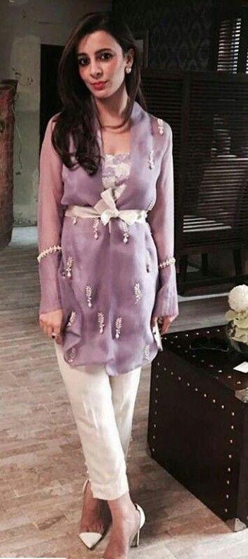 Pakistani ensemble by Zainab Salman.