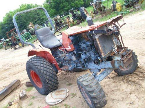 Kubota L2350 tractor parts
