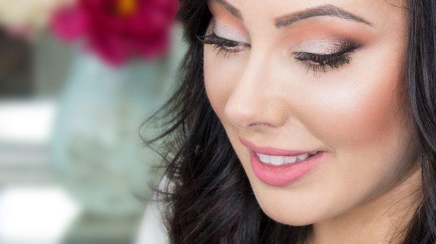 Прекрасный летний макияж ::: onelady.ru ::: #makeup #eyes #eyemakeup