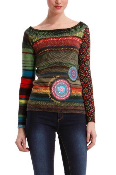 Desigual Lesliett Sweater