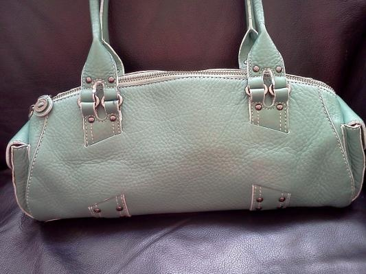 Authentic Cole Haan Handbag In Excellent Condition Free Ship Photons