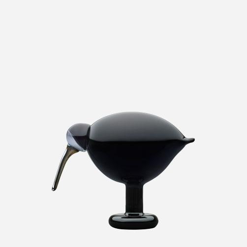 Iittala - Products - Decorating - Birds by Toikka - Black Ibis 205 x 165 mm