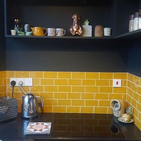 Mustard Kitchen Paint: 17 Best Ideas About Mustard Walls On Pinterest