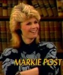 "Markie Post - aka ""Christine Sullivan"" from Night Court (1984-92)… guilty as charged"