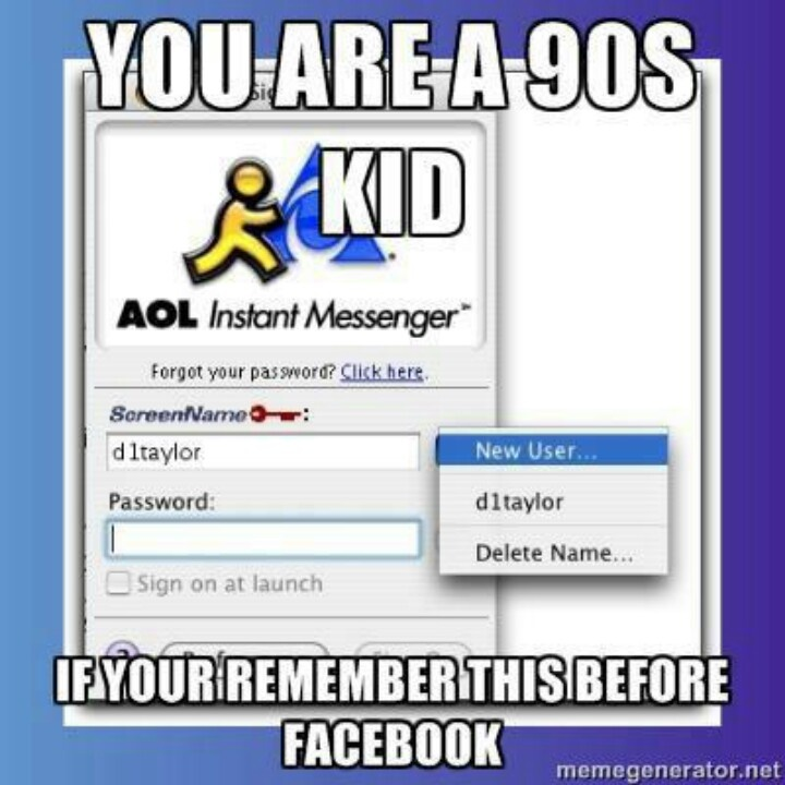af9455ee54934029be7406cec9f7c541 early s teenagers 8 best ~* all thingz aol *~ images on pinterest childhood
