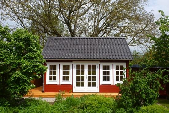 Gartenhaus modell clockhouse my blog - Gartenhaus clockhouse ...