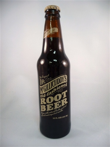McGillicuddys Root Beer, New Orleans - fantastic root beer!  One of our faves.