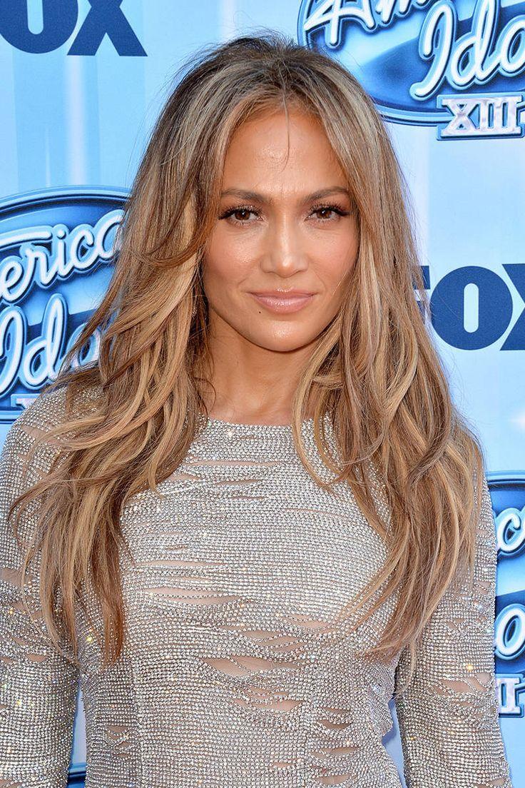 Jennifer Lopez Hair Balayage