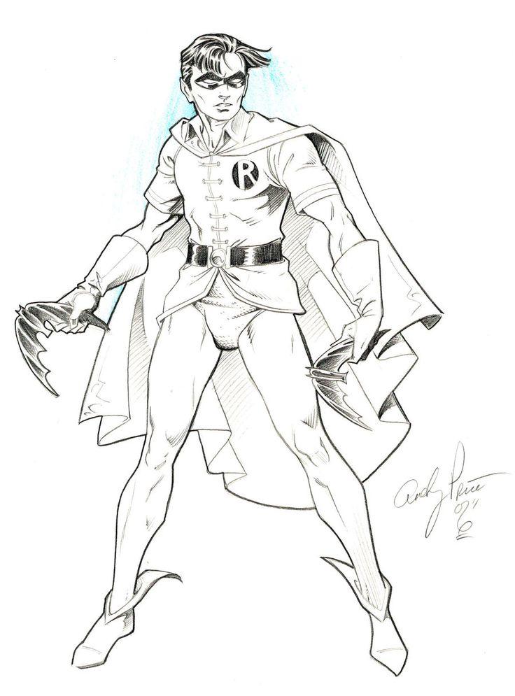 batman and batgirl coloring pages - photo#14