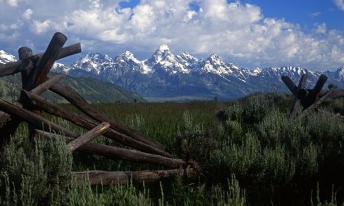 Grand Teton National Park....  doesn't get much better that there!!