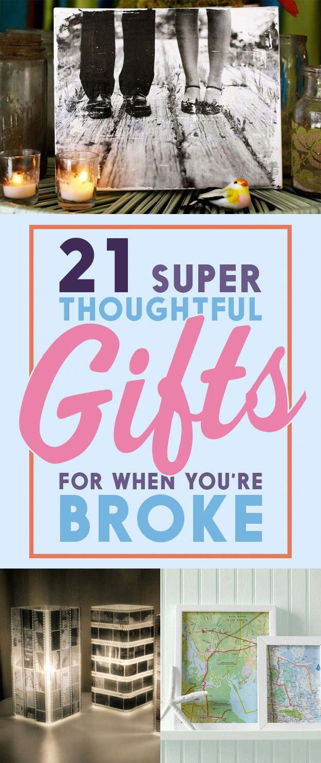 Outstanding DIY Birthday Gifts
