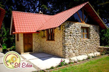 Cabañas el Eden y Hotel Jacarandas en San Miguel Regla
