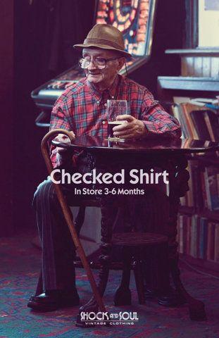 #checkedshirt