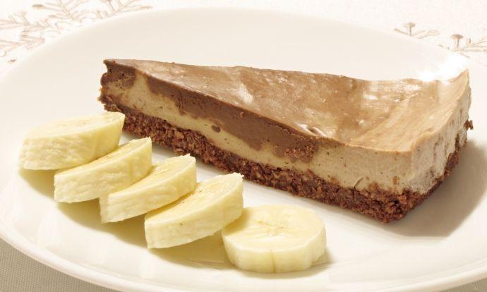 Krémový raw cheesecake