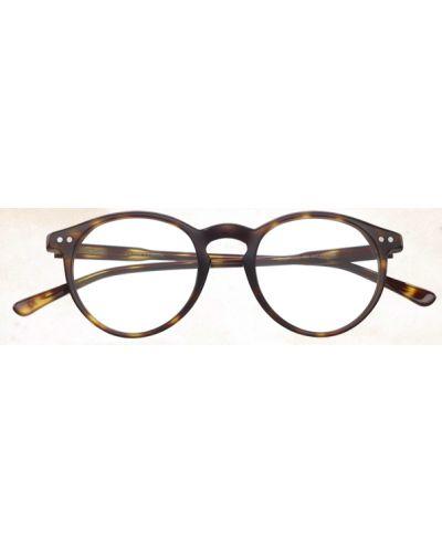 epos castore eyeglasses vintage round glasses frames men women