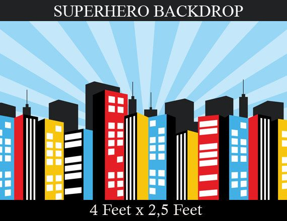 best 25 superhero backdrop ideas on pinterest super hero birthday party city pj masks and. Black Bedroom Furniture Sets. Home Design Ideas