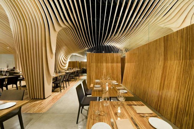 Banq RestaurantbyNADAAA, Inc., South Boston, Mass., United States